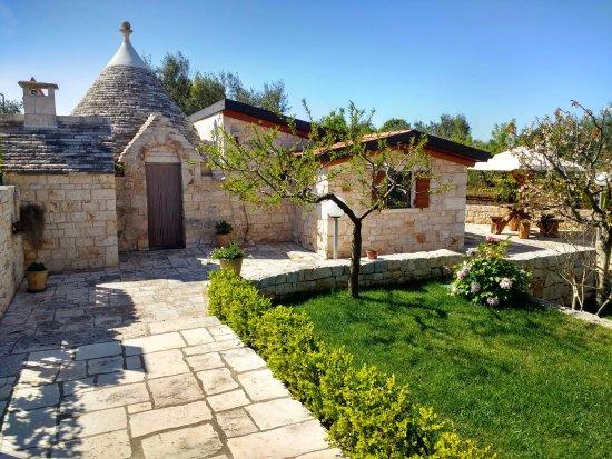 Il giardino degli ulivi b b castellana grotte puglia for Il giardino degli ulivi monteviale