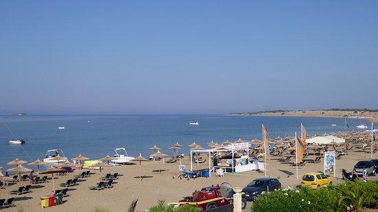 Sandy Beach Resort: pláž