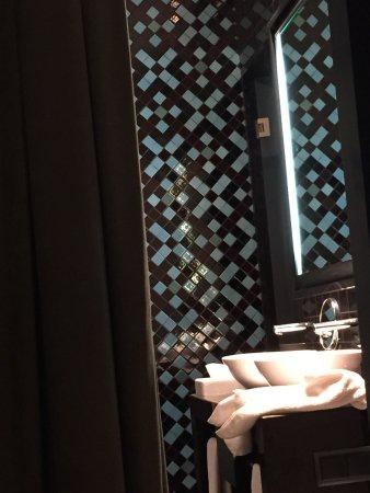 Hotel Palacio de Villapanes: la délicatesse de la salle de bains