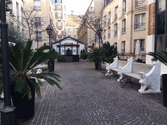 Hotel Les Jardins du Marais: photo6.jpg