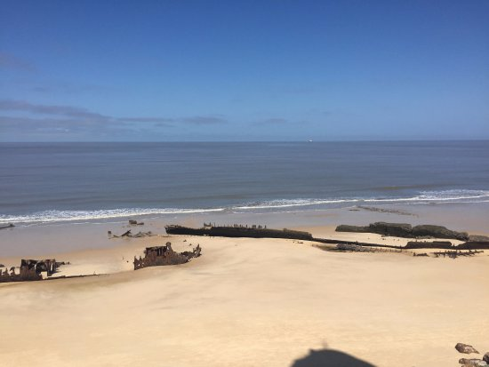 Beira, Mozambique: View from the lighthouse