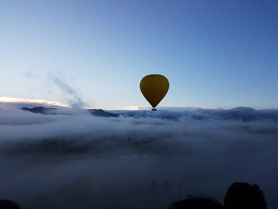 Hot Air Balloon Port Douglas Photo