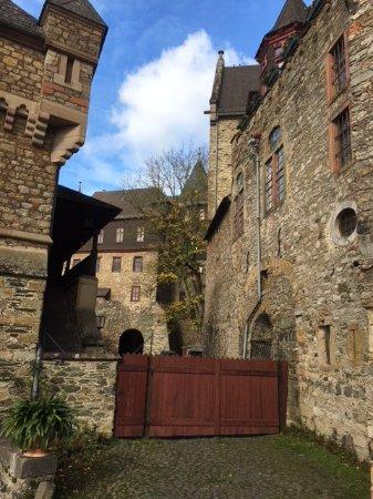 Braunfels, Tyskland: in der Anlage