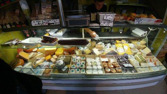 Sanduíche gostoso com queijo diferenciado