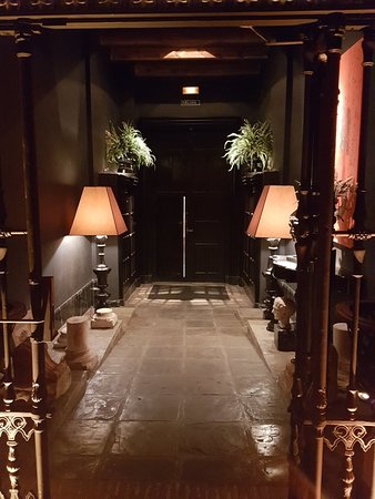Boutique Hotel Casa del Poeta: 20171102_180329_large.jpg