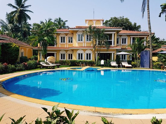 Casa De Goa Boutique Resort: 20171103_111353_large.jpg
