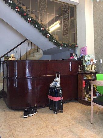 Long Hostel: De lobby