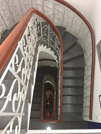 Long Hostel: Het trappenhuis