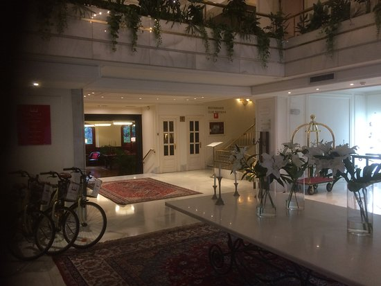 Hotel Lopez De Haro Bilbao Tripadvisor