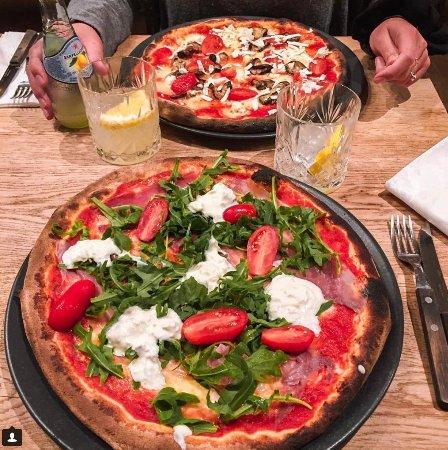 COCINA Flagey  Aperitivo Bar \u0026 Pizzeria, Ixelles  Ristorante Recensioni, Numero di Telefono