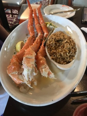Pappadeaux Seafood Kitchen Fort Worth Menu Prices