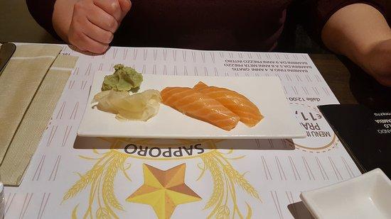 Ristorante giapponese sapporo ferrara fotos n mero de for En ristorante giapponese