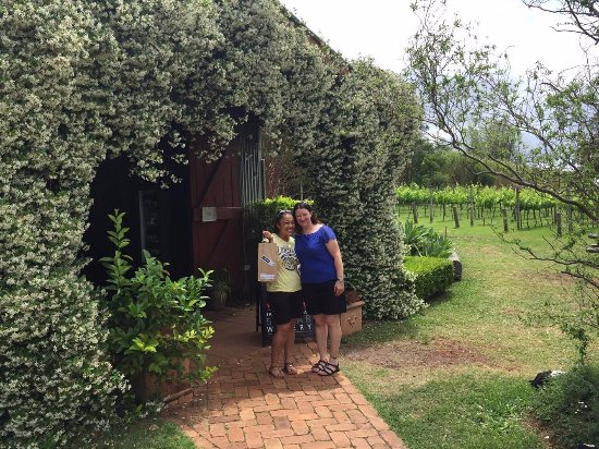 Gold Coast, Australia: Witches Falls Winery