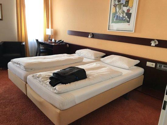 Stadt-Hotel Lörrach: Habitaciones