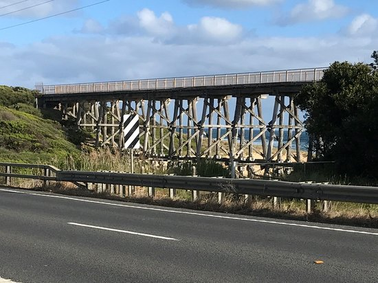 Kilcunda Trestle Bridge