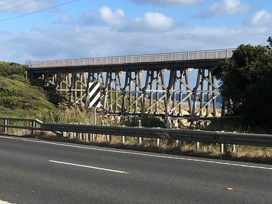 Kilcunda, أستراليا: Kilcunda Trestle Bridge
