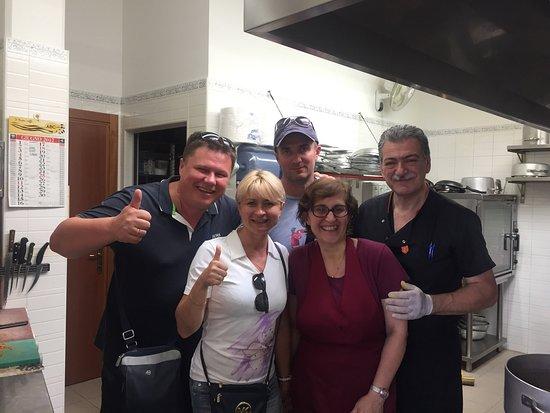 Torrita di Siena, Italy: Супер обслуживание, познакомились с шеф-поваром. Незабываемый Флорентийский стейк. Всем рекоменд