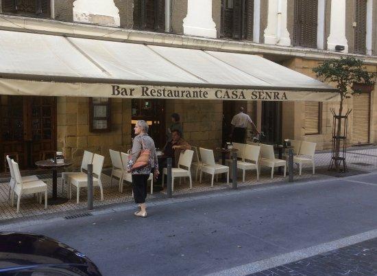 Casa Senra GROS : outside