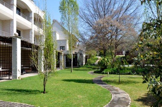 Ривония, Южная Африка: Top Gardens