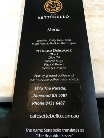 Italian Restaurants On The Parade Norwood