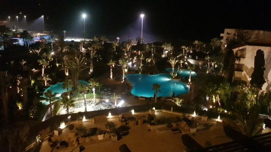 Hotel Riu Tikida Beach: From room 400