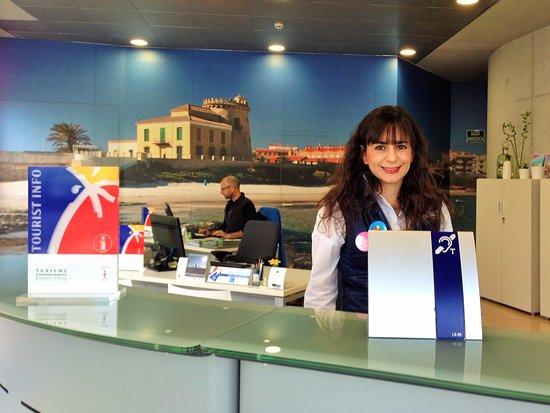 Oficina de turismo pilar de la horadada spanien for Oficina de turismo de palencia