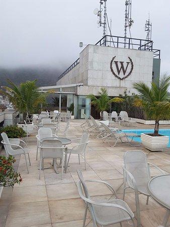 Windsor Excelsior Hotel: PISCINA PEQUENA MAS AGRADÁVEL