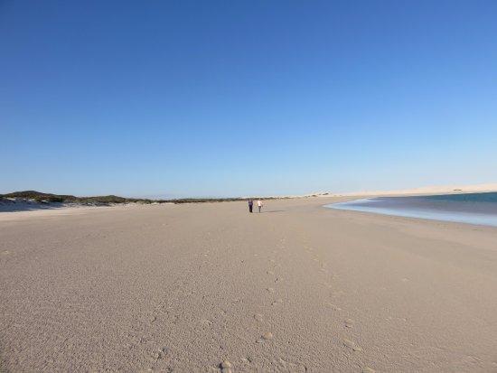 Мыс Игольный, Южная Африка: Long walk