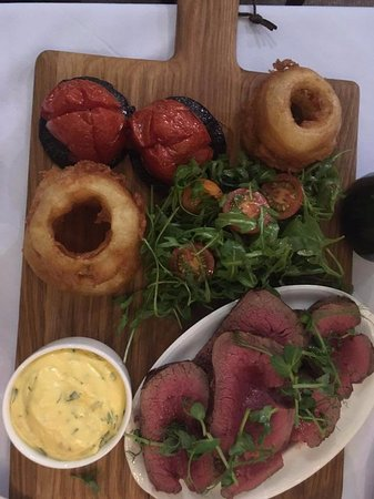 Timble, UK: Chateaubriand