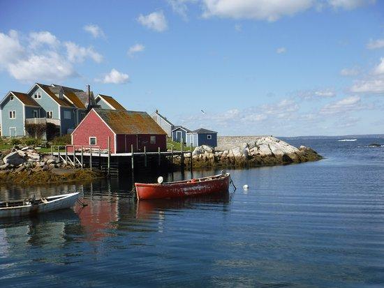Port de Peggy's Cove