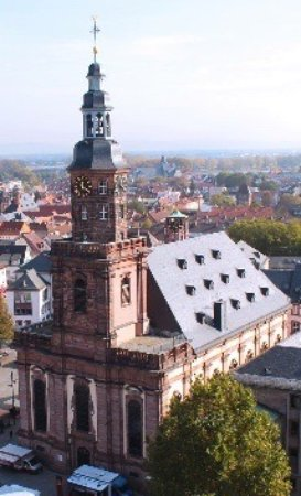 Worms, Germania: Dreifaltigkeitskirche