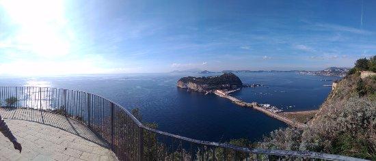 Parco Virgiliano : vista panoramica