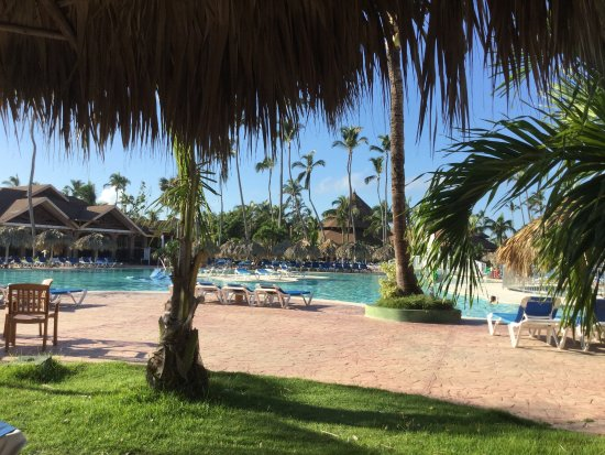 VIK Hotel Arena Blanca: Pas de bar dans la piscine