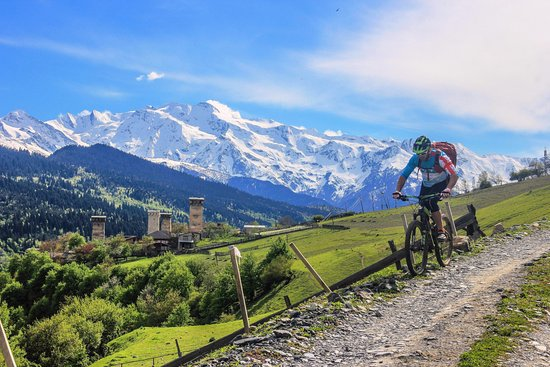 Georiders Mountain Bike Tours