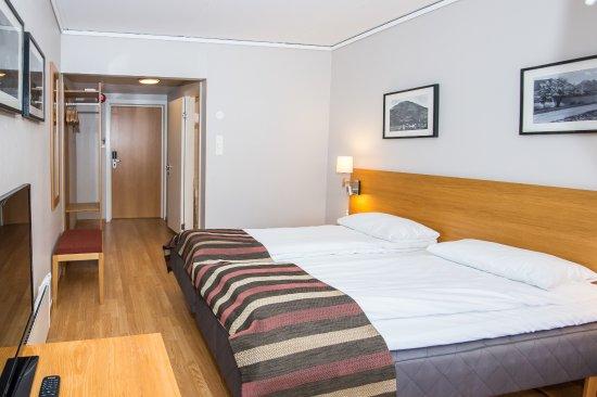 Kinsarvik, النرويج: Standard room
