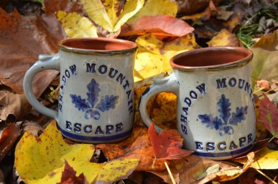 Shadow Mountain Escape: Enjoy your morning coffee in SME mugs!