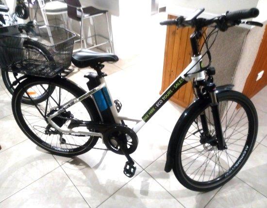 Tewantin, Australia: Ecotekk Electric Urban Bike