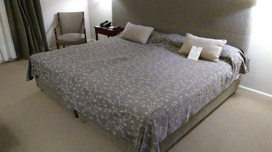 Lafayette Hotel: Capítulo aparte para la cama: superconfortable
