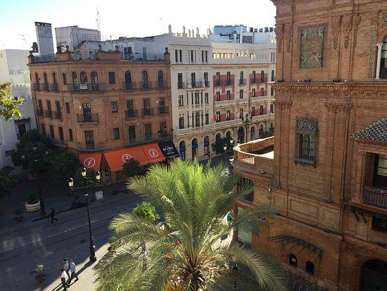 Apartamentos avenida s ville espagne voir les tarifs for Appart hotel seville