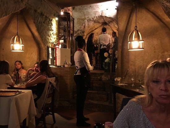 La grotta picture of antica osteria da divo siena tripadvisor - Ristorante da divo siena ...