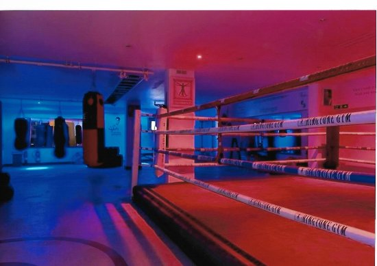 Ringtone Boxing Gym