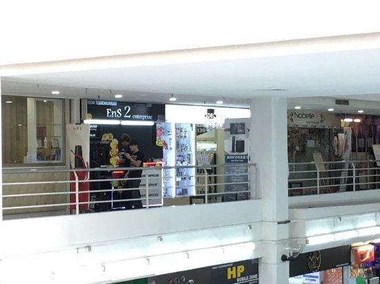 Highly Not Recommended Picture Of Holiday Plaza Mall Johor Bahru