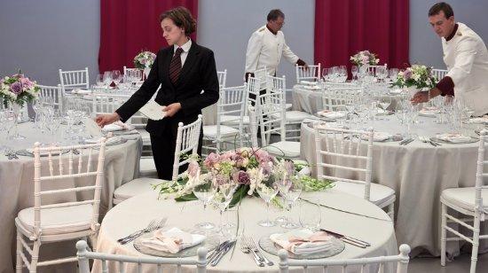 Tordandrea, Italien: Banqueting e catering