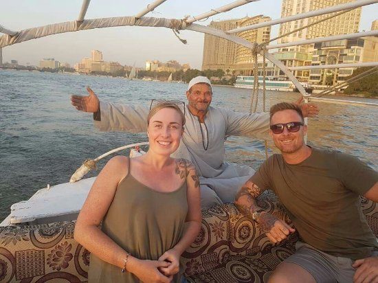 Sunset trip on the River Nile - Picture of Egypt Joy Travel, Cairo