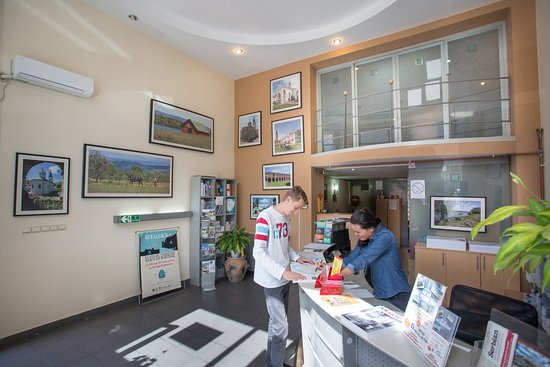 Tourist Organization of the City of Novi Sad: Infocenter 9 Mihajlo Pupin Bvld