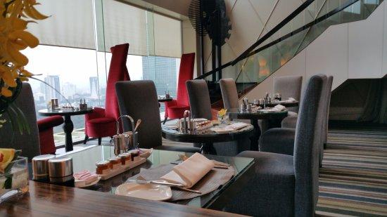 Hilton Kuala Lumpur: The Executive Lounge