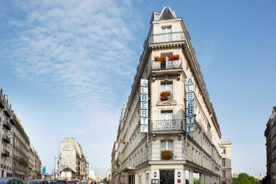 Hotel Albert 1er Paris Ile De France 387 Fotos Comparação De Preços E Avaliações