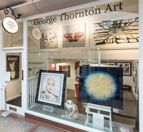 George Thornton Art