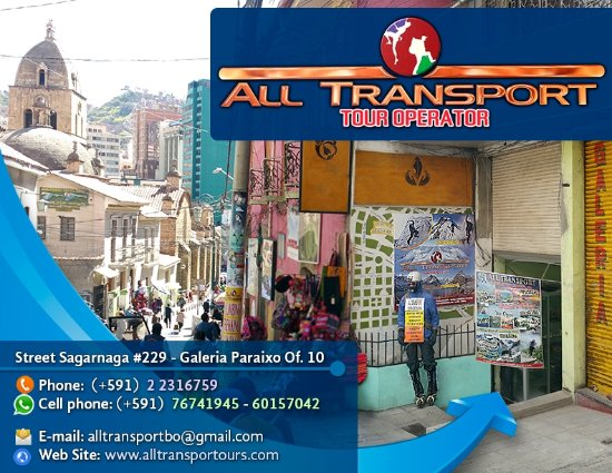 ‪All Transport Tour Operator‬