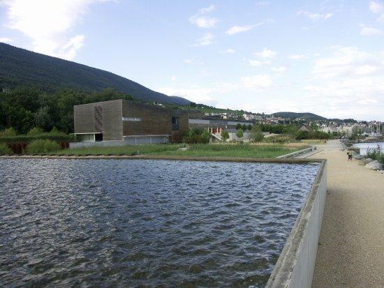 Hauterive, สวิตเซอร์แลนด์: Laténium bassin ouest